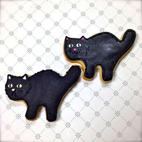 Cat Cookie Favor