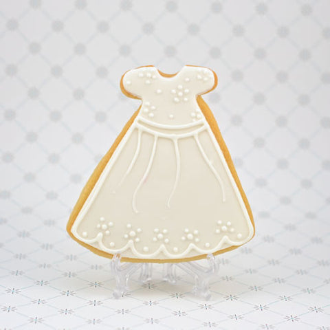 Communion/Christening Gown (Classic) Cookie Favor