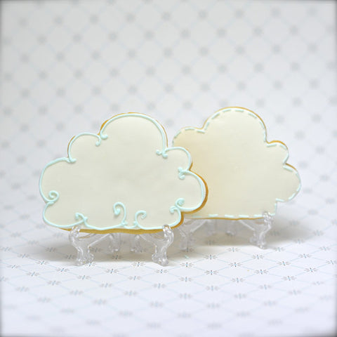 Cloud Cookie Favor