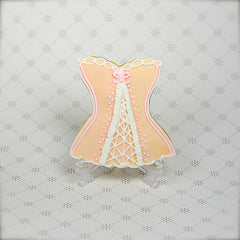 Bustier Cookie Favor