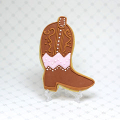 Cowboy Boot Cookie Favor