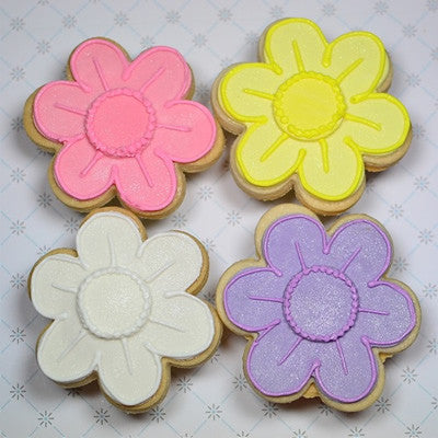 Daisy Cookie Favor