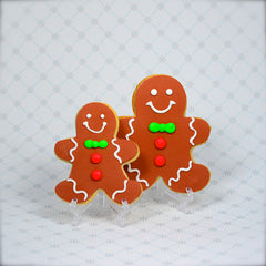 Gingerbread Man Cookie Favor
