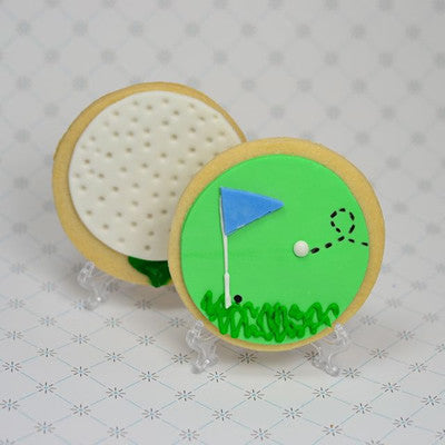 Golf Theme Cookie Favor