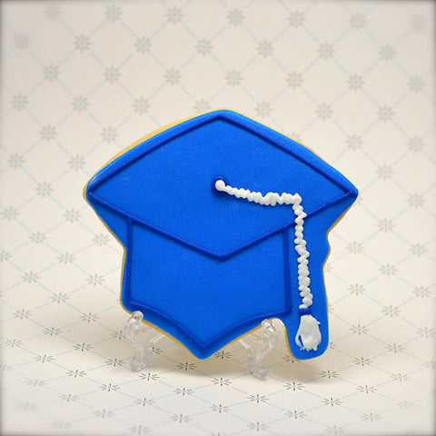 Graduation Cap Cookie Favor