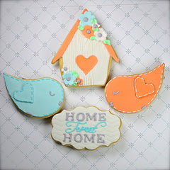 Tweet Bird Cookie Favor
