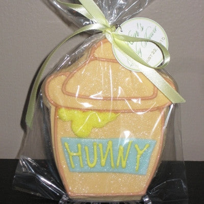 Honey Pot Cookie Favor