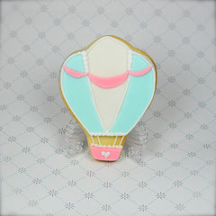Hot Air Balloon Cookie Favor