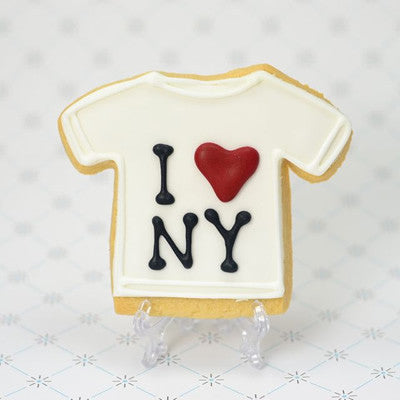 Tee Shirt Cookie Favor