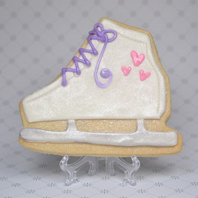 Ice Skate Cookie Favor