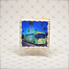 Square Logo Cookie