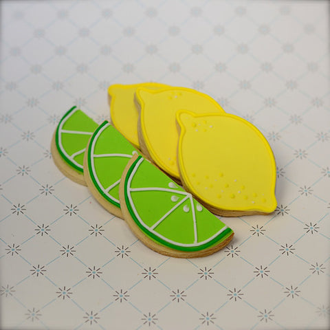 Lemon Cookie Favor