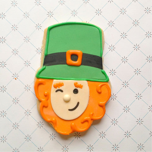 Leprechaun Cookie Favor