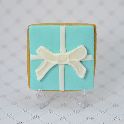Tiffany Box (top) Cookie Favor
