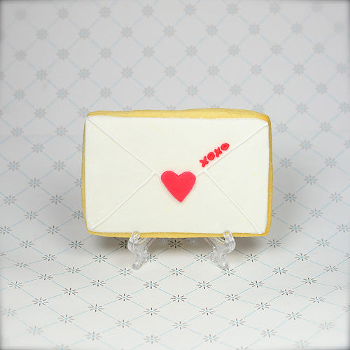Love Envelope Cookie Favor