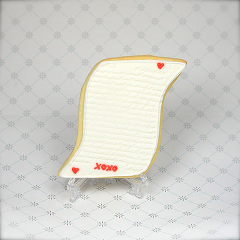 Love Letter Cookie Favor
