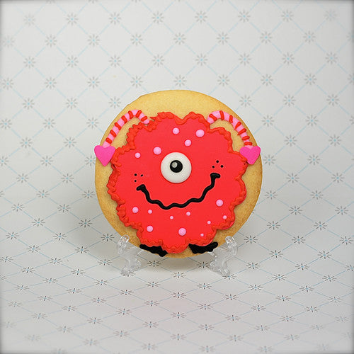 Love Monster Cookie Favor