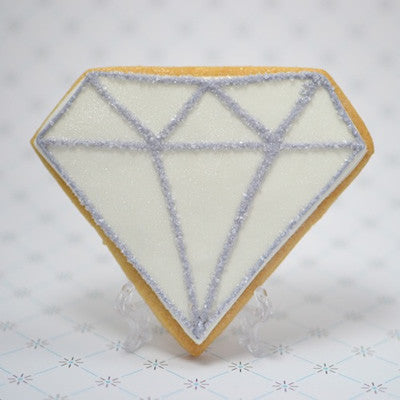 Diamond Cookie Favor