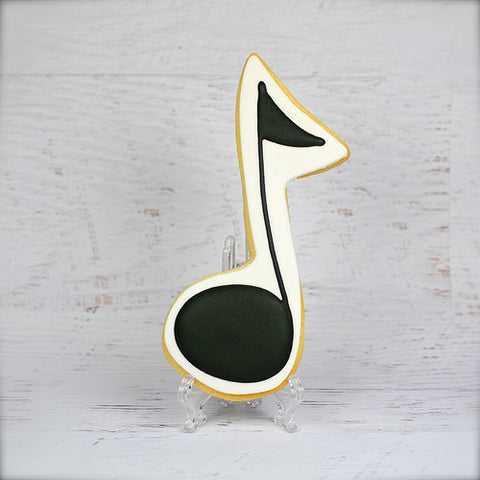 Music Note Cookie Favor