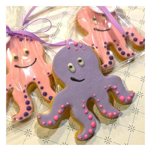 Octopus Cookie Favor