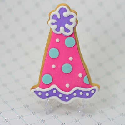 Party Hat Cookie Favor