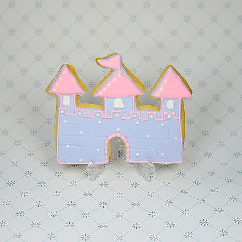 Princess Castle LARGE Cookie Favor