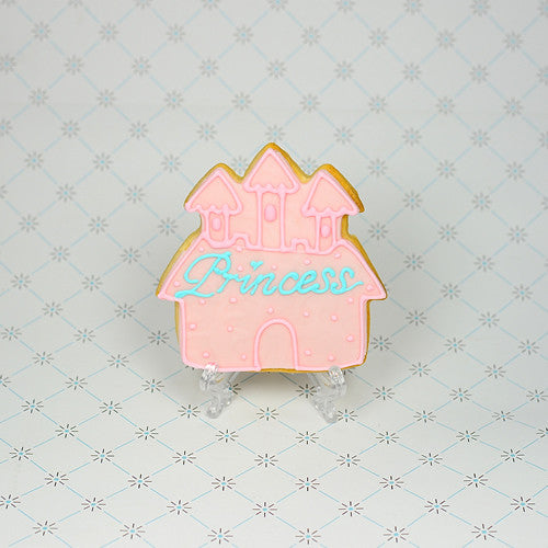 Princess Castle SMALL Cookie Favor