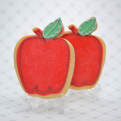 Apple Cookie Favor
