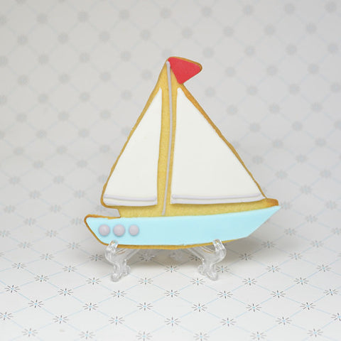 Sailboat 1 Cookie Favor