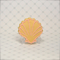 Shell Cookie Favor