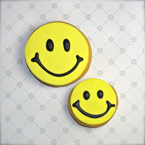 Smiley Face Cookie Favor