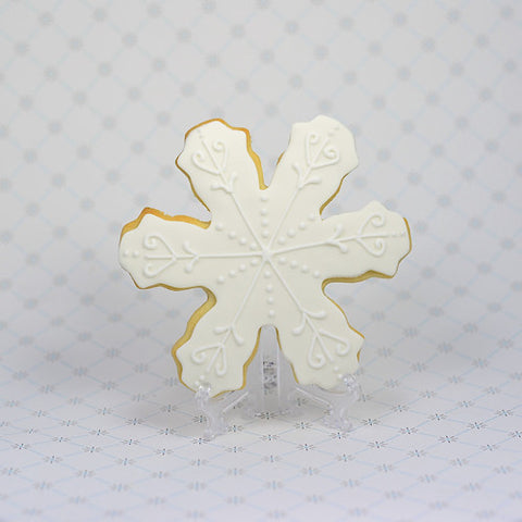 Snowflake Cookie Favor