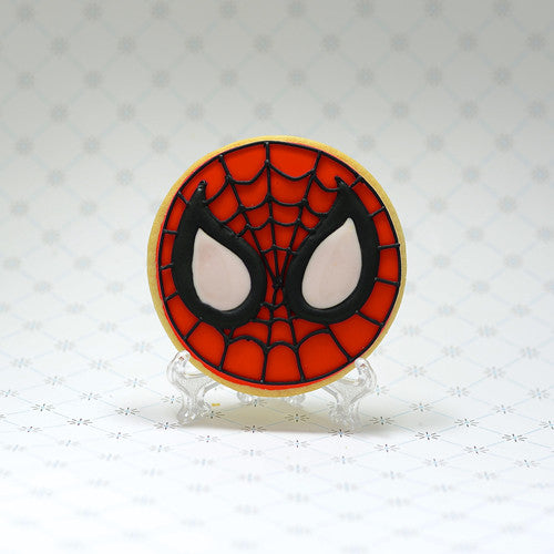 Spider-man Cookie Favor