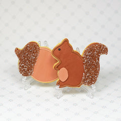 Squirrel Cookie Favor