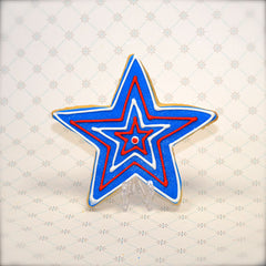 Star Shape Cookie Favor