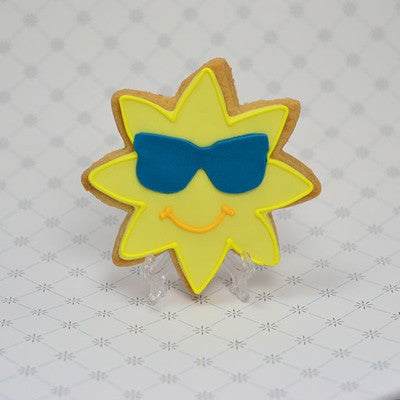Sun Cookie Favor