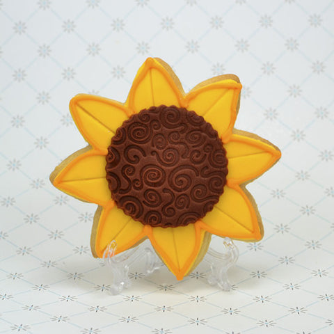 Sunflower Cookie Favor