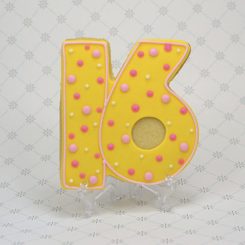 Sweet Sixteen Cookie Favor