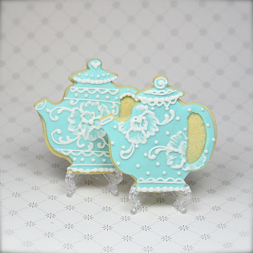 Teapot Cookie Favor
