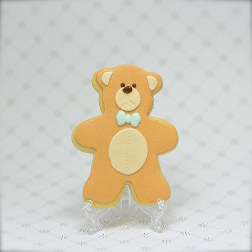 Teddy Bear Cookie Favor