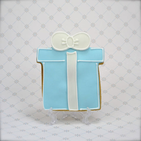 Tiffany Box (profile) Cookie Favor