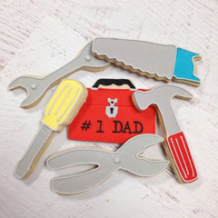 Tool Set Cookie Favor