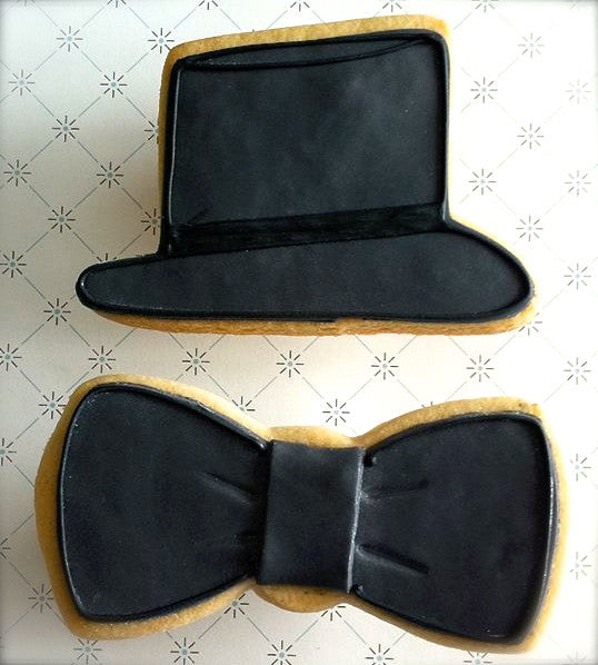 Top Hat Cookie Favor