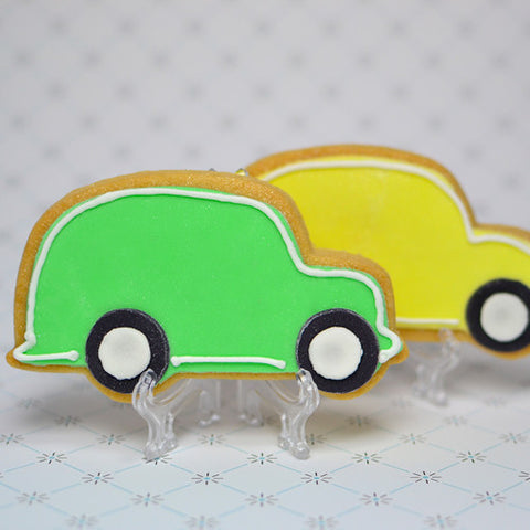 Car (toy) Cookie Favor