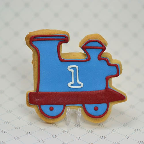 Train Cookie Favor