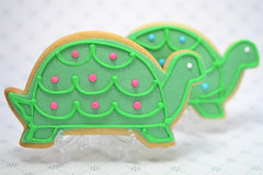 Turtle Cookie Favor