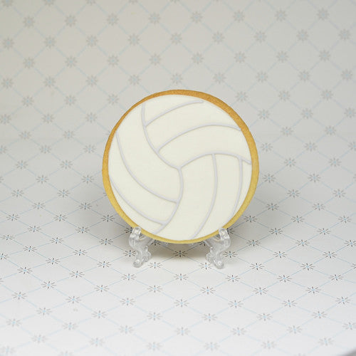 Volleyball Cookie Favor
