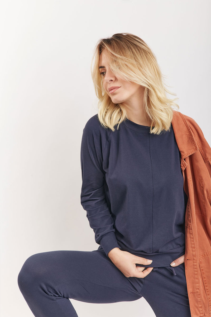 Denise Top Blue