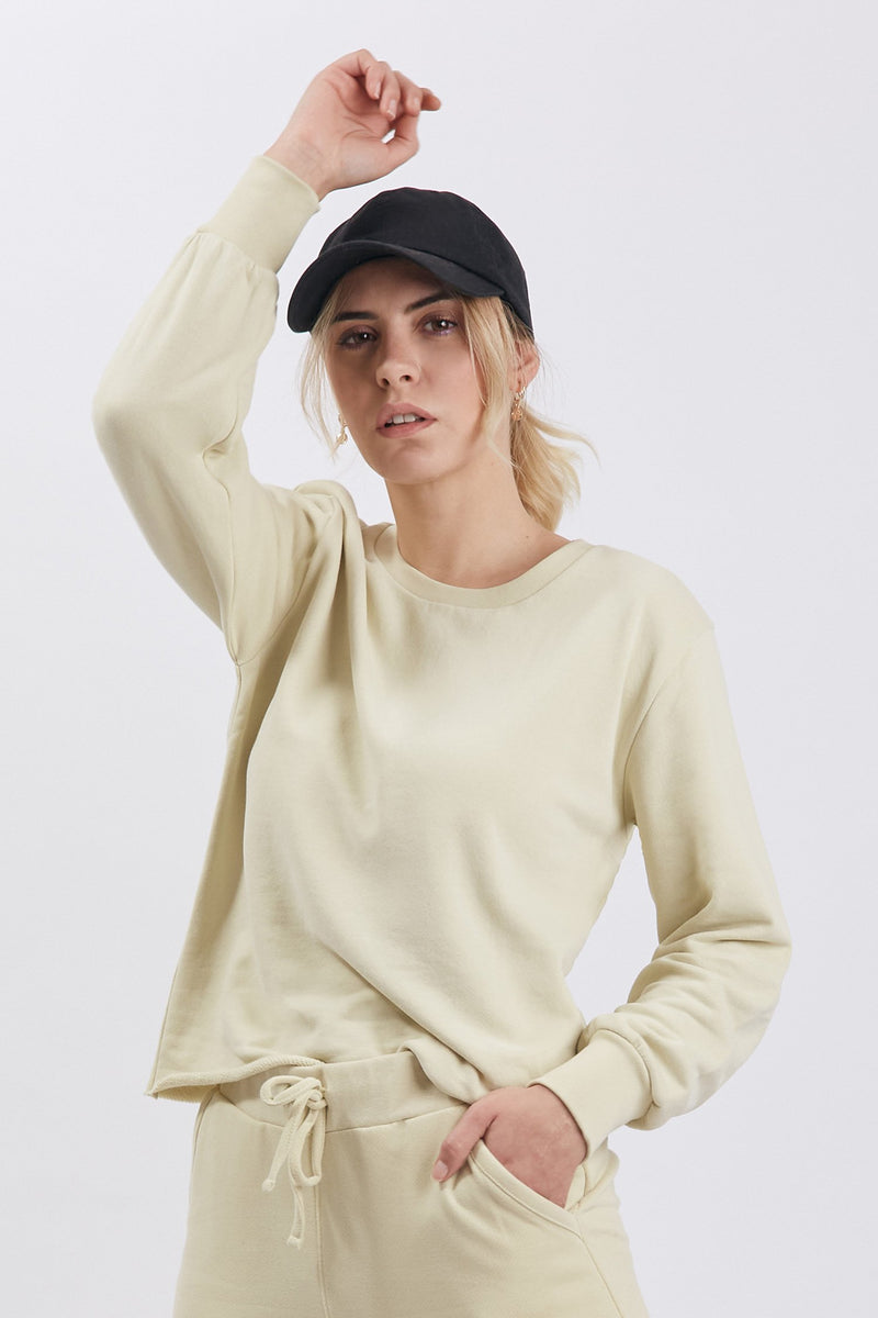 Gabriela Sweatshirt Yellow
