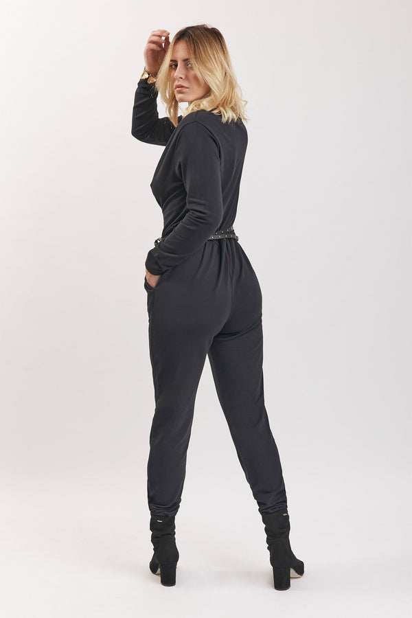 Cecilia One Piece Black